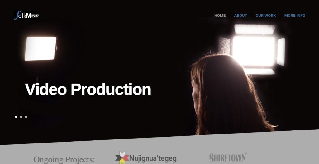 Folk Media – a Video Production and Communications Company